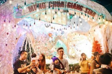 Bật mí các địa điểm vui chơi Noel ở TP.Hồ Chí Minh năm 2019 vui vẻ, sống động