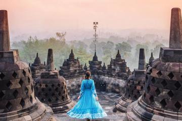 Những địa điểm thăm quan độc đáo ở Yogyakarta Indonesia