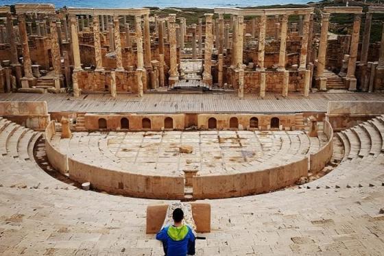 Kinh nghiệm du lịch Libya - đất nước của những kỳ quan cổ đại
