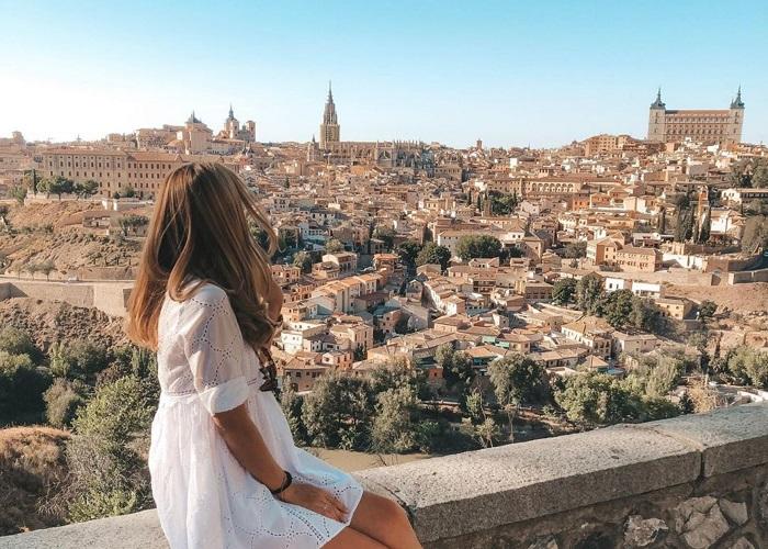 Thành phố Toledo Tây Ban Nha - nơi hội tụ của những nền văn hóa