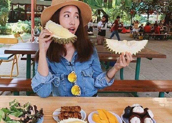 Điểm mặt chỉ tên những địa điểm ăn 'buffet trái cây' tại vườn trái cây Long Khánh!