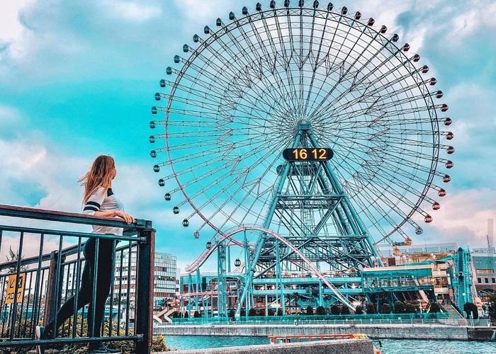 Top những địa điểm tham quan hấp dẫn ở thành phố cảng Yokohama Nhật Bản