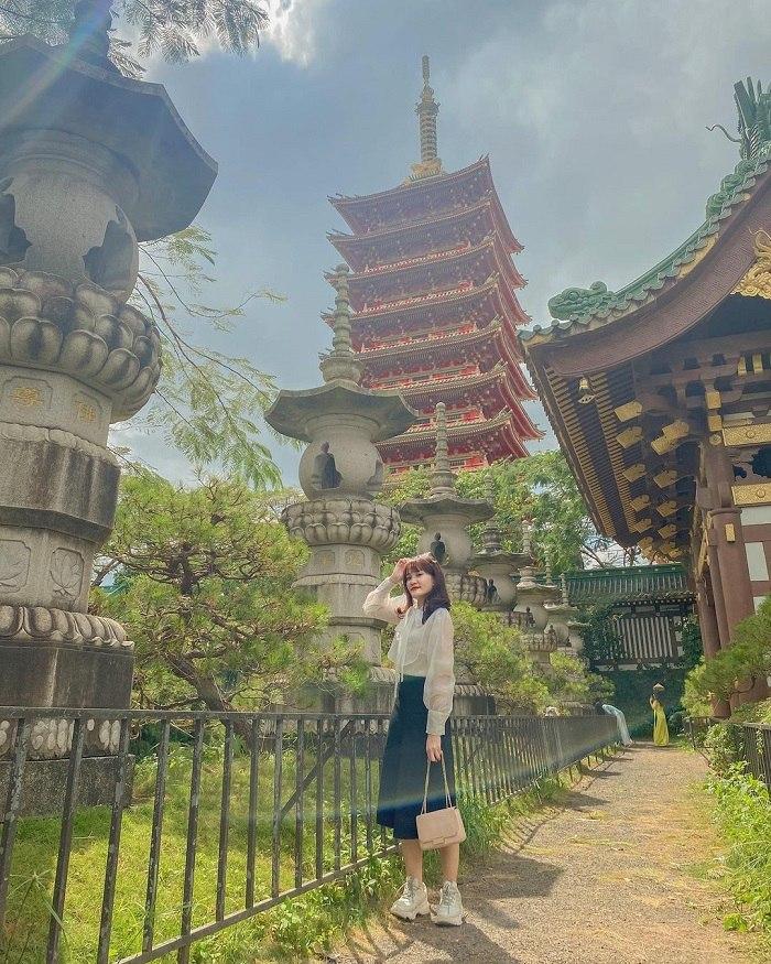 Chùa Minh Thành điểm đến ở Pleiku tuyệt đẹp