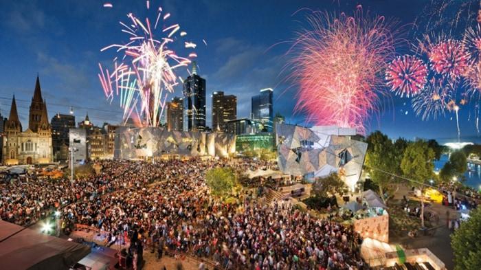 Những lễ hội tháng 1 - Ngày Quốc Khánh Úc