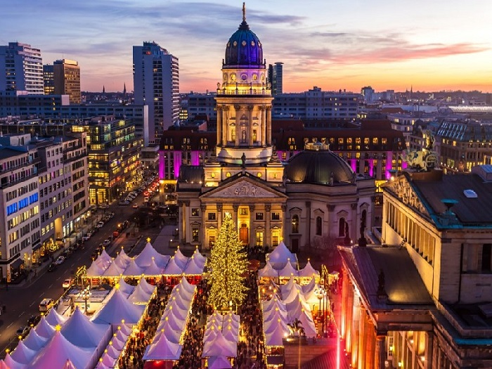Berlin Christmas Market - The Christmas market in Germany