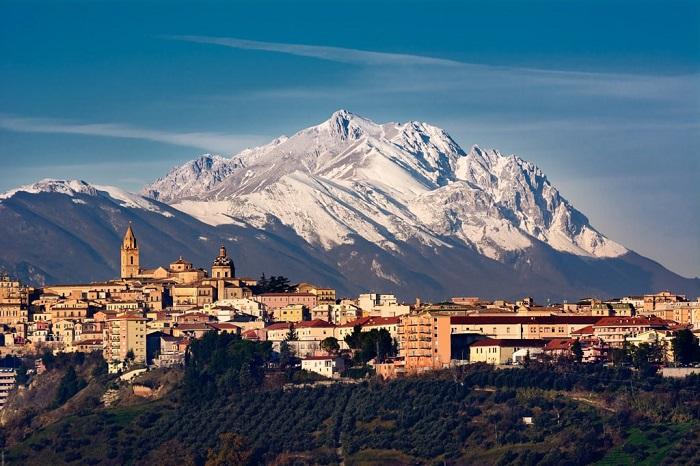 Vùng Chieti, Abruzzo - Những địa điểm ở Ý giống như trong truyện cổ tích