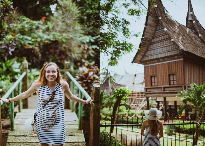 Nhất định phải ghé công viên Taman Mini hấp dẫn ở Jakarta!