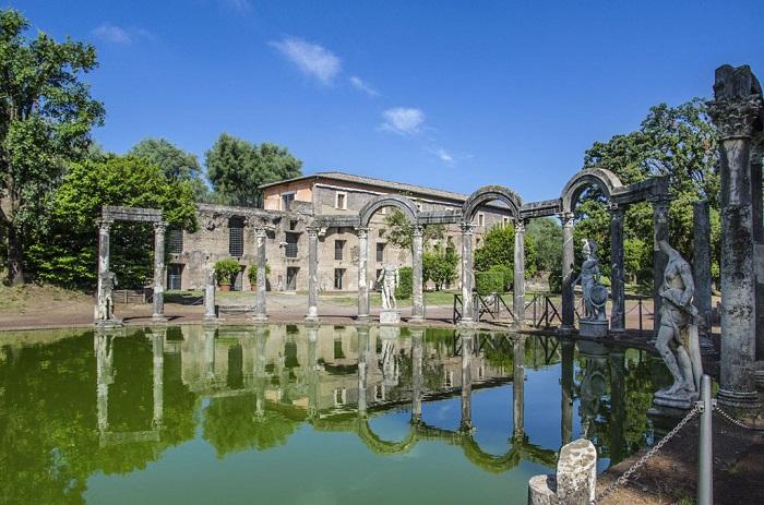 Lâu đài bá tước ở Tivoli, Lazio - Những địa điểm ở Ý giống như trong truyện cổ tích