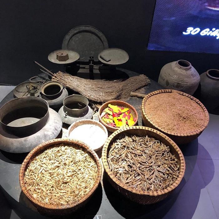 bảo tàng ẩm thực ở châu Á-lang-chai-xua-vn