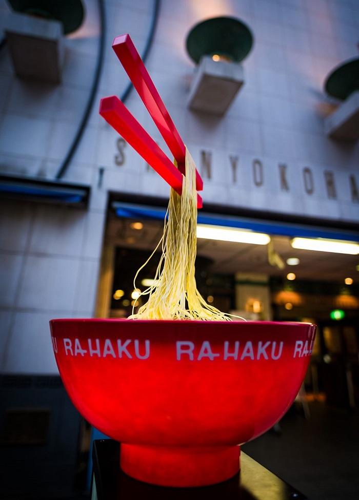 bảo tàng ẩm thực ở châu Á-ramen-nhat-ban-yo