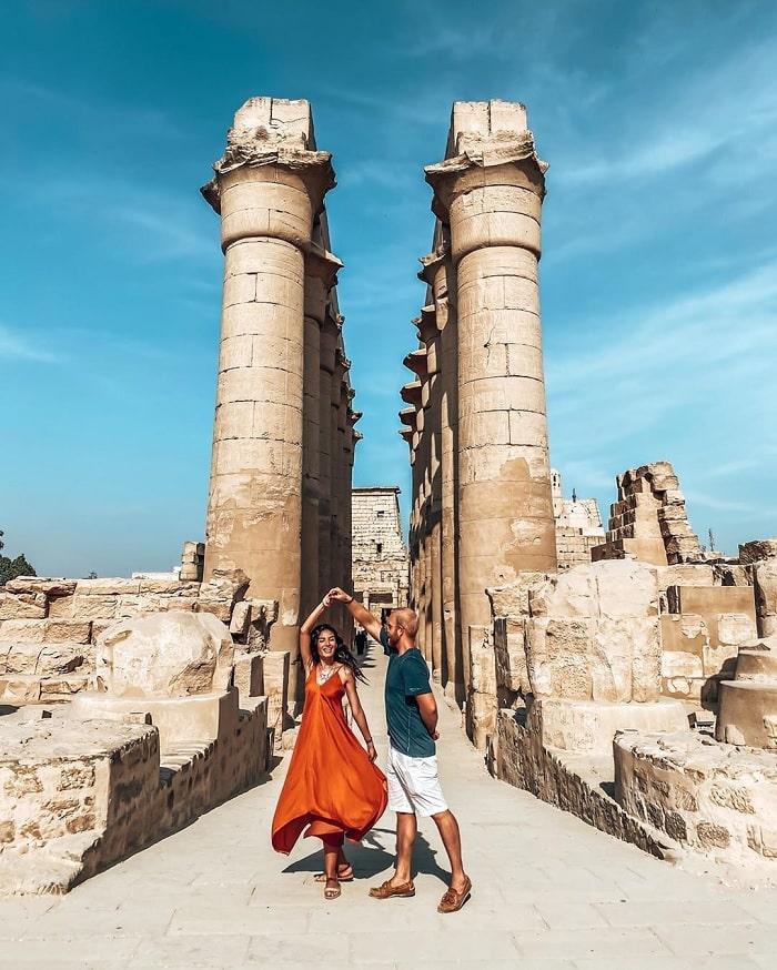 Một số lưu ý khi du lịch Ai Cập
