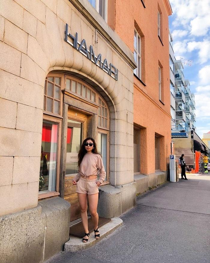 Lựa chọn trang phục khi du lịch Phần Lan mùa hè