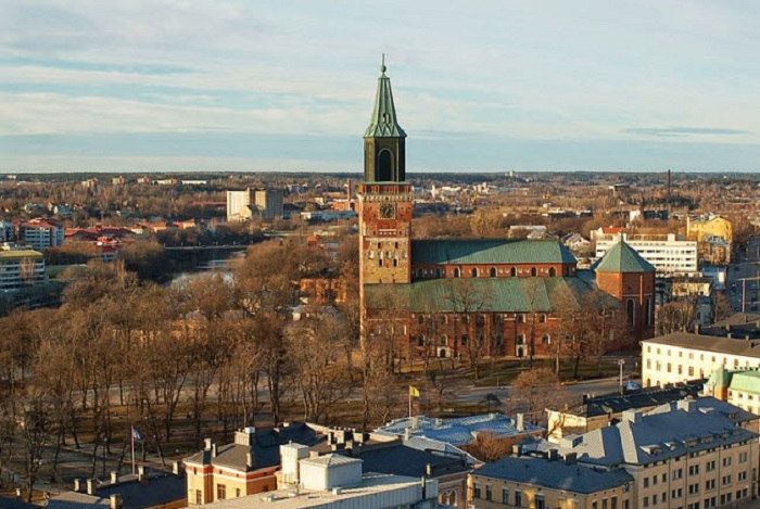 Turku Finnish city has many famous attractions