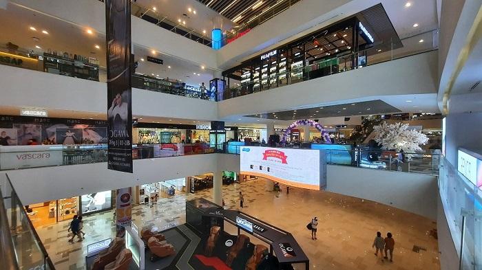Những địa điểm mua sắm ở Sài Gòn - SC VivoCity Shopping Center