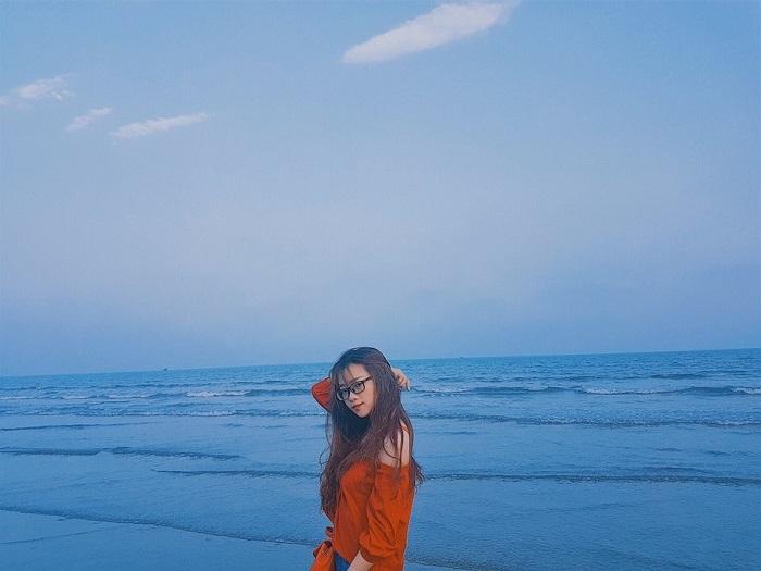 Quang Ninh Sa Vi cape tourism - Tra Co beach