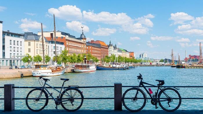 Trang phục khi du lịch Phần Lan thế nào hợp lý