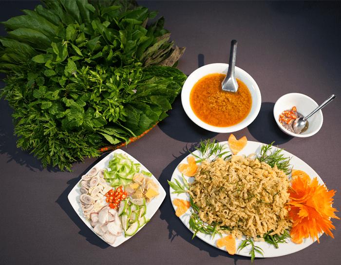 Thưởng thức ẩm thực địa phương - trải nghiệm du lịch Ninh Bình không thể bỏ lỡ
