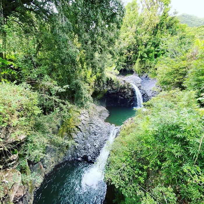 hồ nước - điểm thu hút tại vườn quốc gia Haleakala
