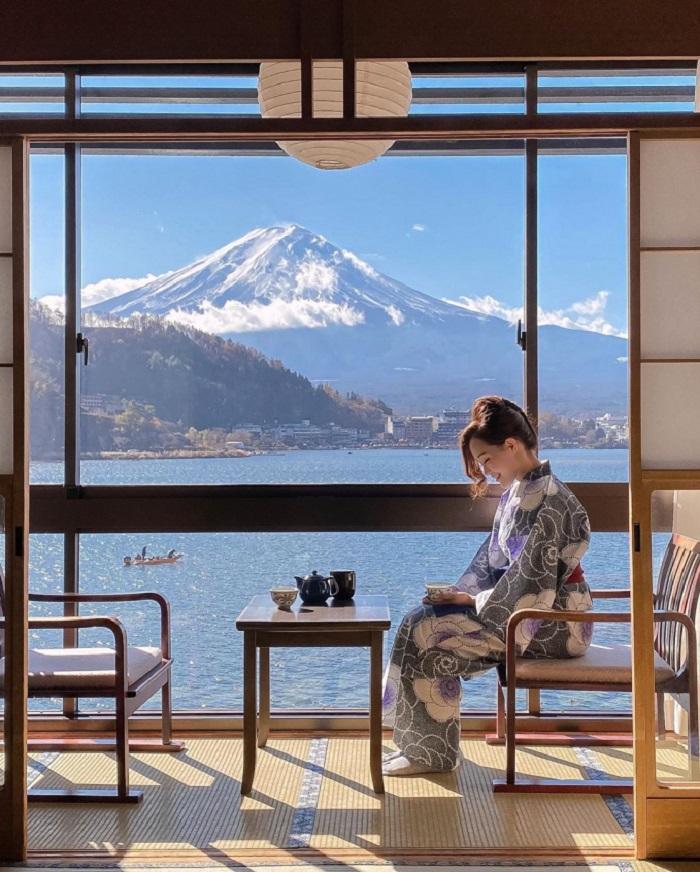 khách sạn khó book phòng nhất thế giới - Nhật bản