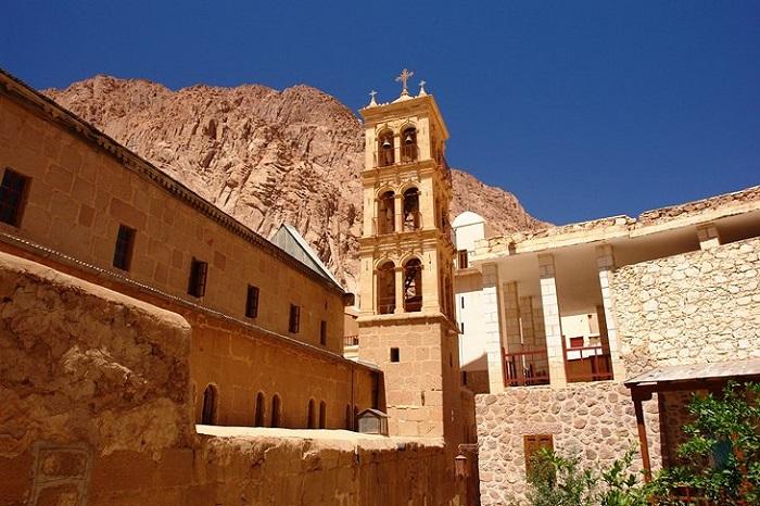 Nhà thờ nhỏ ở tu việnSaint Catherine