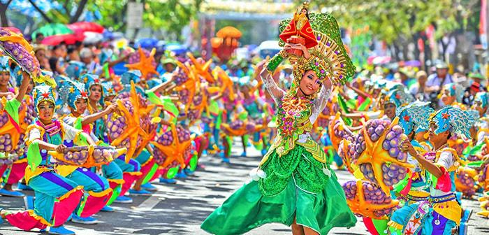 Những lễ hội tháng 1 - Lễ hội Sinulog