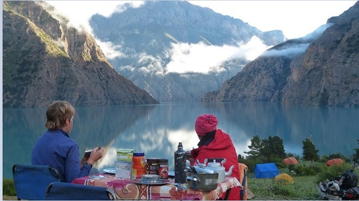 Không gian yên bình - Lý do nên đi du lịch Nepal