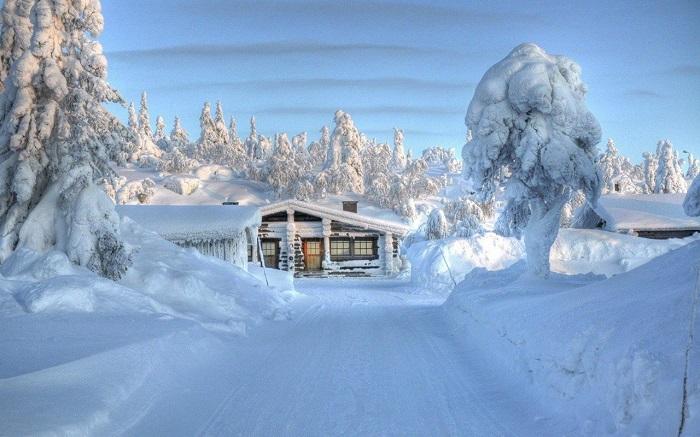 Chọn trang phục khi du lịch Phần Lan mùa đông thế nào hợp lý