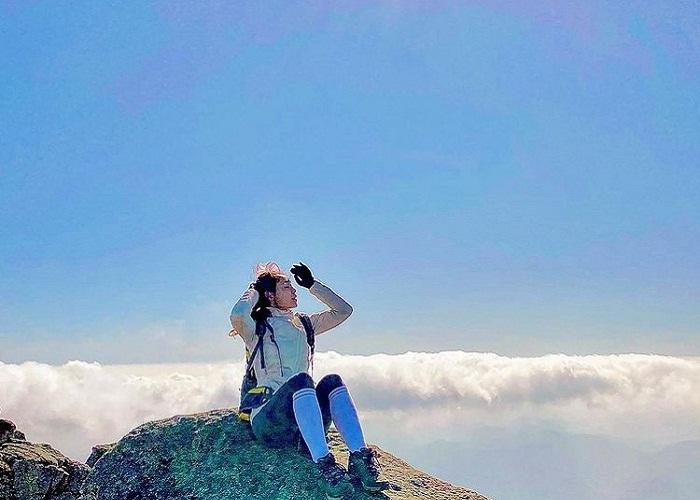 Ngỡ lạc vào tiên cảnh tại núi Trường Bạch Triều Tiên