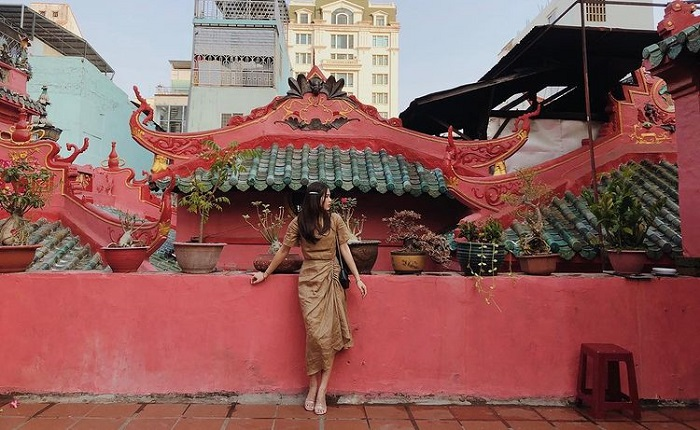 Introduction of Ngoc Hoang Saigon Pagoda