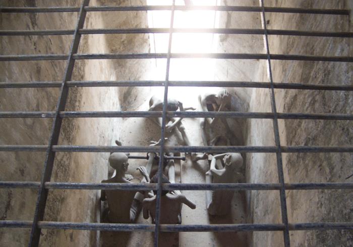 Con Dao Prison - the Tiger Cages
