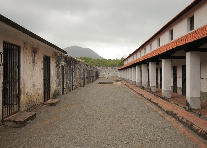 Con Dao prison - where is the address