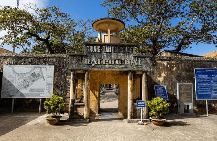 Con Dao prison - Phu Hai prison