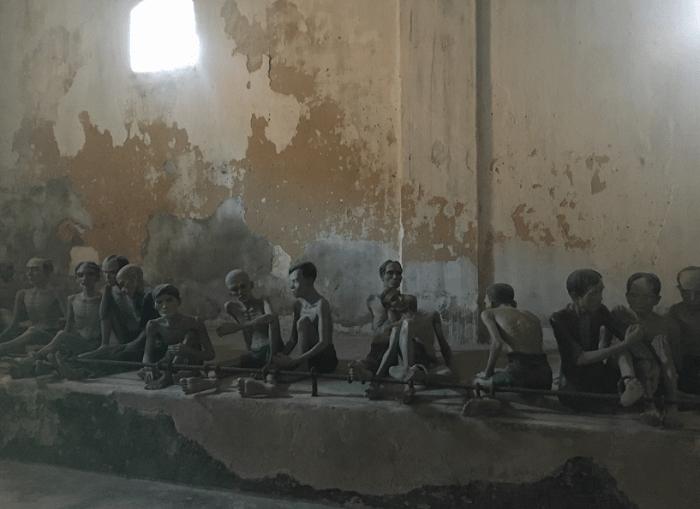 Con Dao prison - Phu Son prison