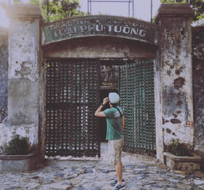 Con Dao prison - Phu Tuong prison