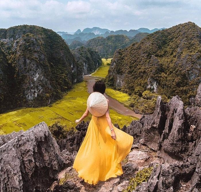 Đến Ninh Bình mùa nào đẹp nhất? - mùa lúa vàng