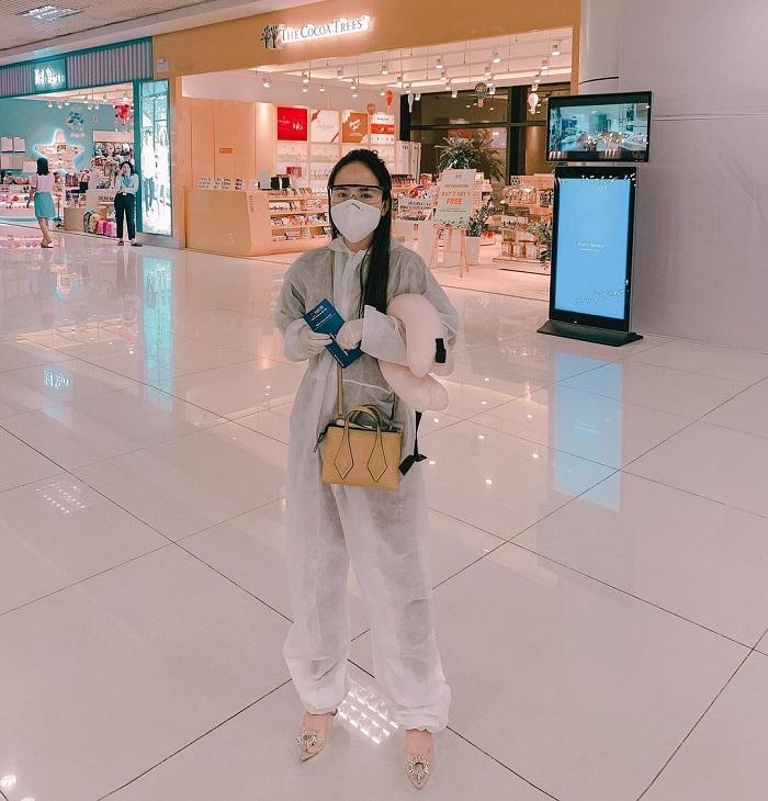 quy định xuất nhập cảnh mùa COVID - đồ bảo hộ khi xuất cảnh đi Đài Loan