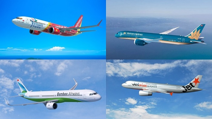 Phòng vé Phú Thịnh Vượng sẵn sàng cung cấp các dịch vụ vé máy bay với các dịch vụ như sau: