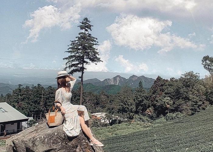 Thả hồn vào khung cảnh thơ mộng của các nông trại Đài Loan