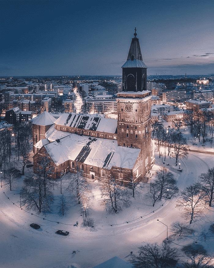 Turku Finnish city on east