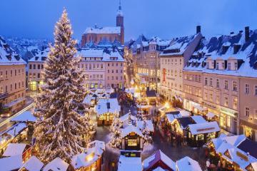 Vui hết nấc tại những khu chợ Giáng sinh ở Đức sôi nổi, náo nhiệt