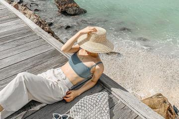 Tham quan, khám phá bán đảo Phương Mai Bình Định