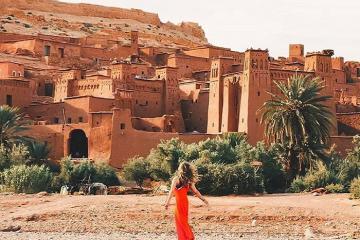 Các thành phố sa mạc ở Maroc mà ai đến cũng không muốn về