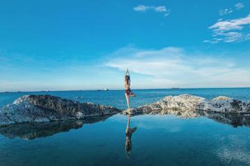 Hồ vô cực đảo Phú Quý - góc check in 'vạn người mê' đẹp đến ngỡ ngàng
