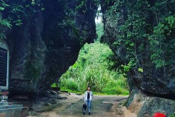 Về cổng trời Cha Lo Quảng Bình thăm vùng đất anh hùng