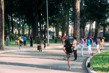 Khám phá công viên Tao Đàn - điểm vui chơi, dã ngoại miễn phí cực vui ở Sài Gòn
