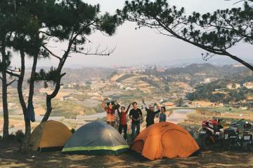 Lập team quẩy 'tung chảo' những địa điểm cắm trại gần Sài Gòn cực vui, cực đã