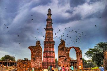 Những địa điểm du lịch New Delhi nhất định phải tới một lần