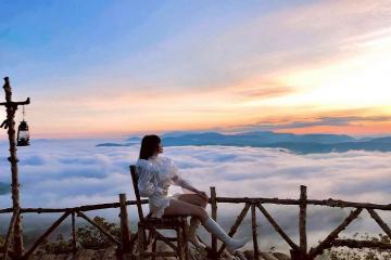 15 điểm săn mây ở Đà Lạt view đẹp, ngắm cảnh lãng mạn