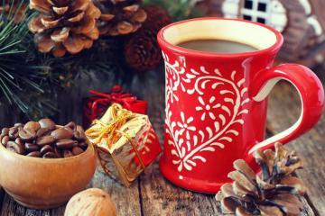 Phát thèm với đồ uống dịp Giáng sinh ngon xuất sắc