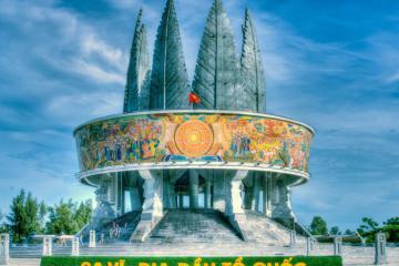 Du lịch mũi Sa Vĩ Quảng Ninh tìm hiểu nơi đặt nét vẽ đầu tiên trên bản đồ Tổ quốc